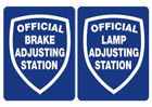 Brake and Lamp Adjusting Station